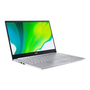 ACER NB SF314-59-36W3 Intel Core i3-1115G4 14Inch FHD IPS TFT LCD 8GB RAM 256GB SSD PCIe WIN10H WIFI 6 Pure Silver BG