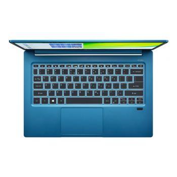 ACER NB SF314-59-53MC Intel Core i5-1135G7 14Inch FHD LED IPS 8GB RAM 512GB SSD WIN10H BG Keyboard Aqua Blue