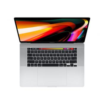 APPLE 16-inch MacBook Pro with Touch Bar: 2.6GHz 6-core 9th-generation Intel Core i7 processor 512GB - Silver