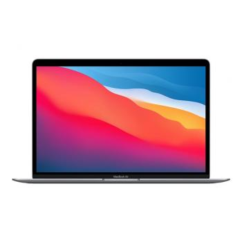 APPLE MacBook Air 13inch M1 chip with 8-core CPU and 7-core GPU 8GB 256GB SSD - Space Grey