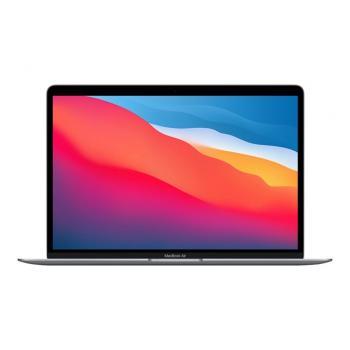 APPLE MacBook Air 13inch M1 chip with 8-core CPU and 7-core GPU 8GB 256GB SSD - Silver