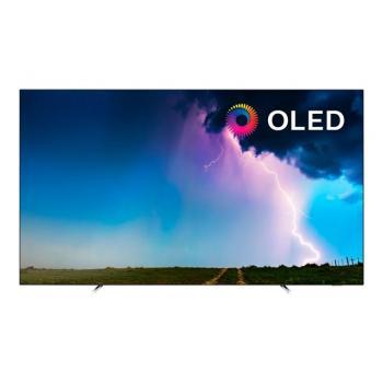 Philips 65 OLED 4K TV, 3-sides Ambilight, SAPHI, 4500PPI, HDR 10+